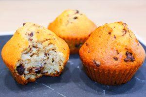Délicimô ! - Recette des Muffins au Chocolat Inrattables - www.delicimo.fr