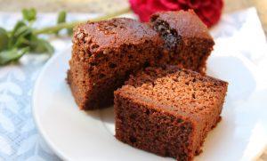 Délicimô ! - Recette du Gâteau au Chocolat sans beurre aux Courgettes - www.delicimo.fr