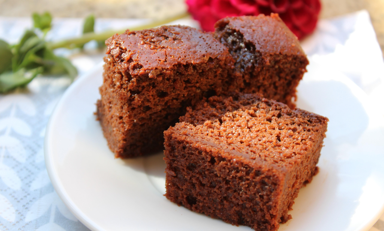 Gâteau au Chocolat Sans Beurre (avec des Courgettes)