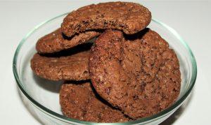 Délicimô ! - Recette des Cookies au Chocolat Croquants Cranquant - www.delicimo.fr