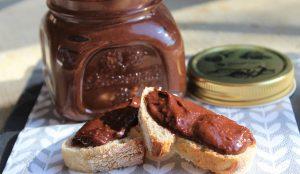 Délicimô ! - Pâte à Tartiner Chocolat Noisettes Bananes - www.delicimo.fr
