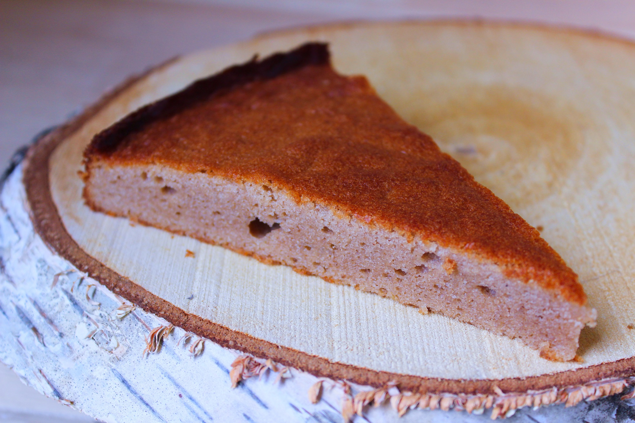 Moelleux à la Crème de Châtaignes (ou Marrons)