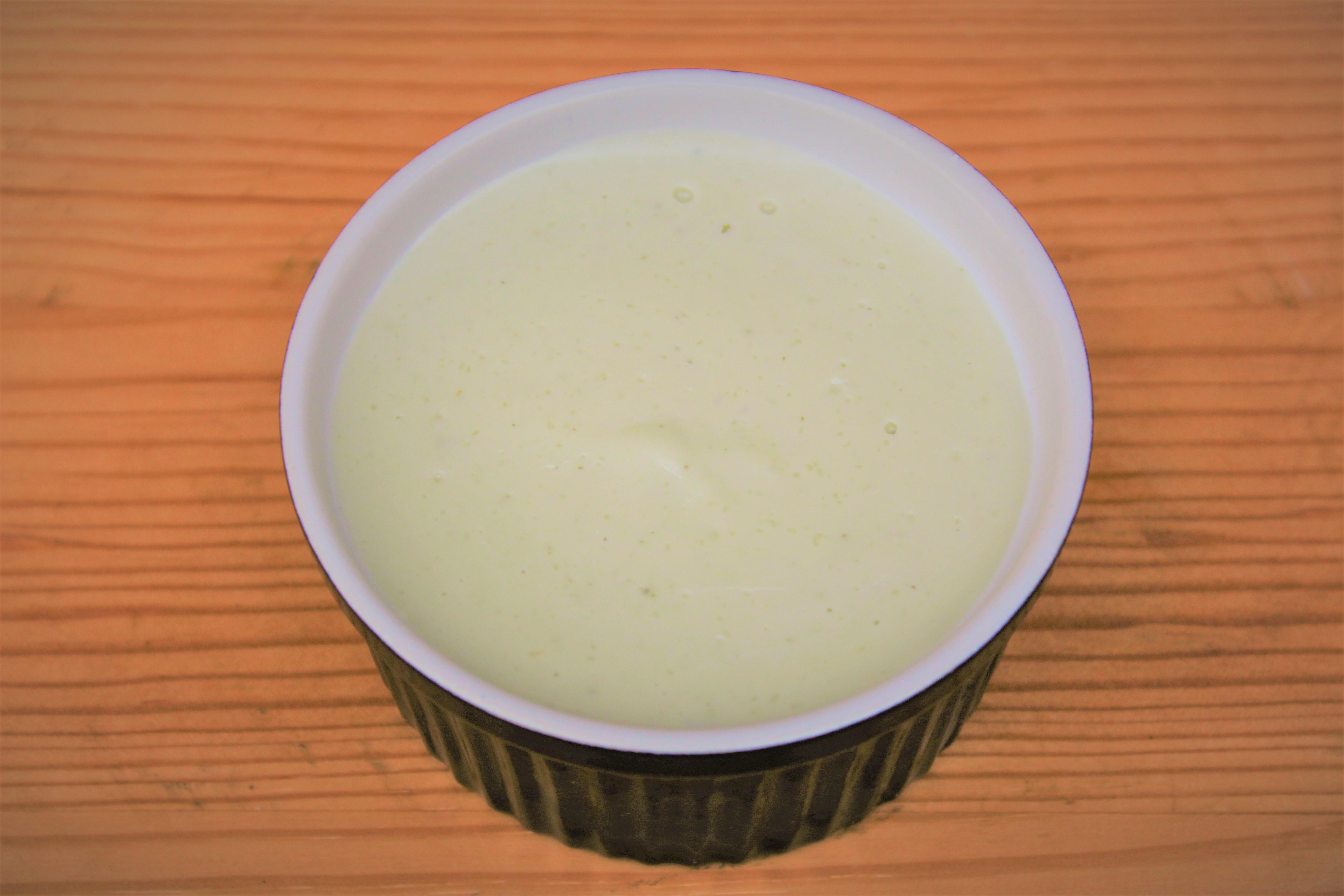 Crème ou Sauce au Roquefort de ma Grand-Mère