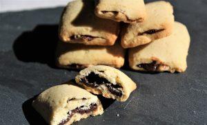 Délicimô ! - Recette Biscuits Kango LU Fourrés au Chocolat - www.delicimo.fr