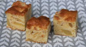 Délicimô ! - Recette Gâteau Moelleux aux Pommes Facile et Rapide - www.delicimo.fr