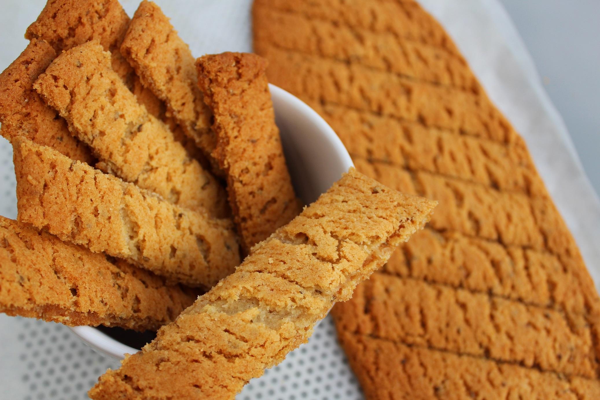 Biscuits Suédois à l'Anis