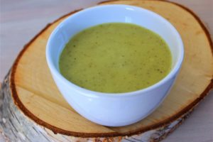 Délicimô ! - Recette Velouté Soupe de Courgettes - www.delicimo.fr