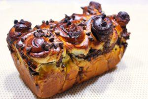 Délicimô ! - Recette Brioche Roulée au Chocolat Nutella - www.delicimo.fr