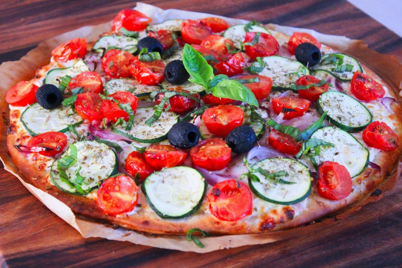 Pizza Jardinière