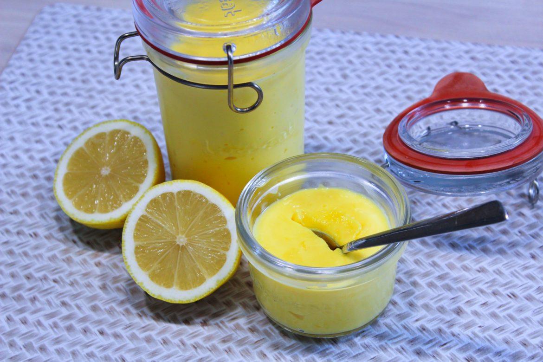 Lemon Curd (Crème de Citron)