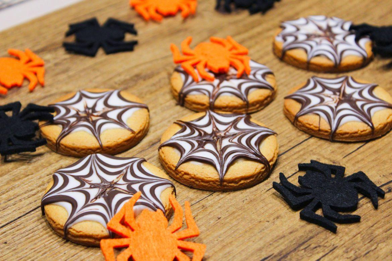 Biscuits Toile d'Araignée