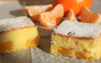 Délicimô ! - Gâteau au Yaourt aux Clémentines/Mandarines - www.delicimo.fr