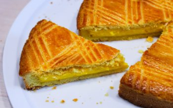 Délicimô ! - Recette de l'Authentique et Traditionnel Gâteau du Pays Basque - Pas à pas - Etape par étape - Christophe Felder - www.delicimo.fr